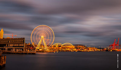 Alaskan Way Ferris Wheel