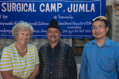 Nepal Jumla Medical Camp Day 2 photos