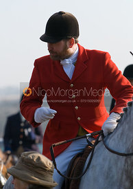 West Norfolk Hunt at Gressenhall 31/1