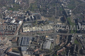 Central Retail Park New Islington Great Ancoats north Manchester