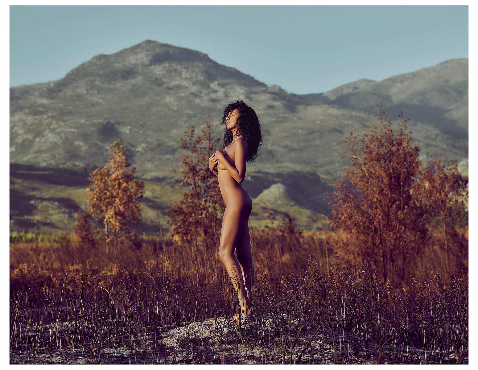 Juliana_nude in nature