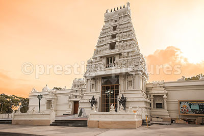 The Sri Venkateswara Temple in New South Wales