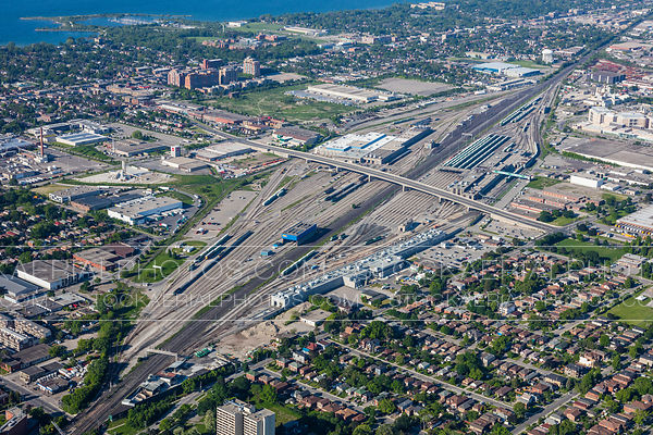 GO Transit Willowbrook Rail Maintenance Facility