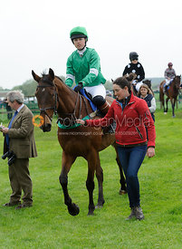 Charity Flat Race Div II - Quorn Hunt Point to Point 2014