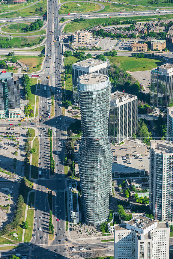 Absolute Condominiums, Mississauga