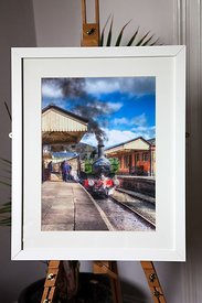 Awaiting Departure, Llangollen Railway