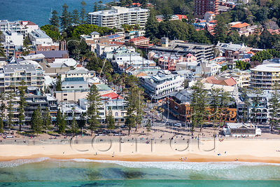 Manly Beach and Corso