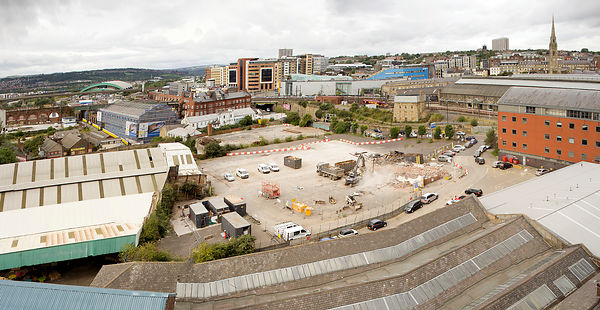 Stephenson Quarter site