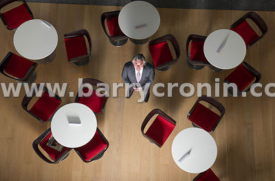 15th January, 2014. Terence O'Rourke, Chairman of Enterprise Ireland photographed at copany HQ in East Point Park.Photo:Barry...