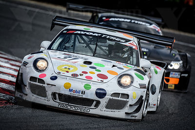 31 David Ashburn / Nick Tandy Trackspeed Porsche 997 GT3 R