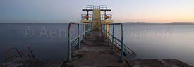 Diving Tower, Salthill, Galway