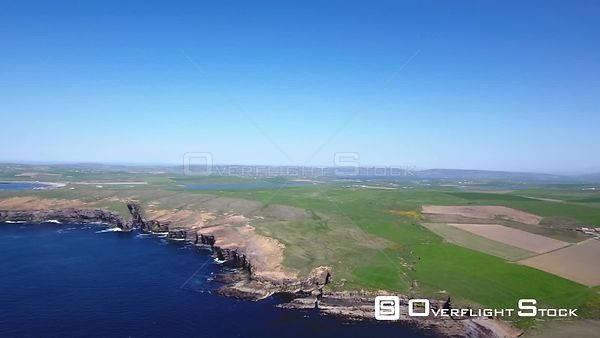 Yesnaby is an area in Sandwick, on the west coast of Orkney Mainland, Scotland, south of Skara Brae. It is renowned for its s...