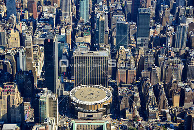 Madison Square Garden New York City