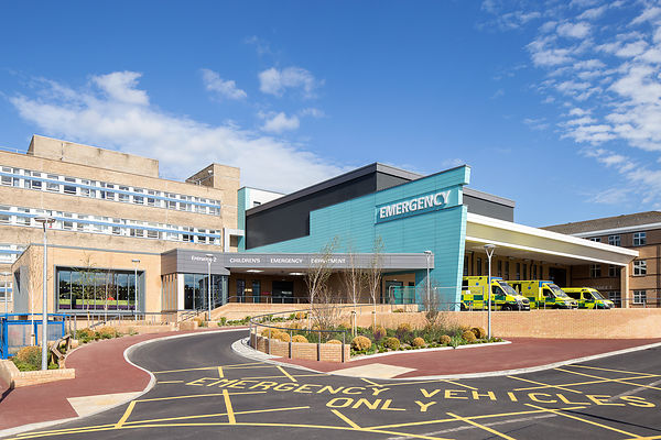 Wilmott Dixon Construction, Sunderland Emergency Department