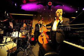 James Taylor Quartet Opening Night Festival da Jazz- Live at Dracula in St.Moritz
