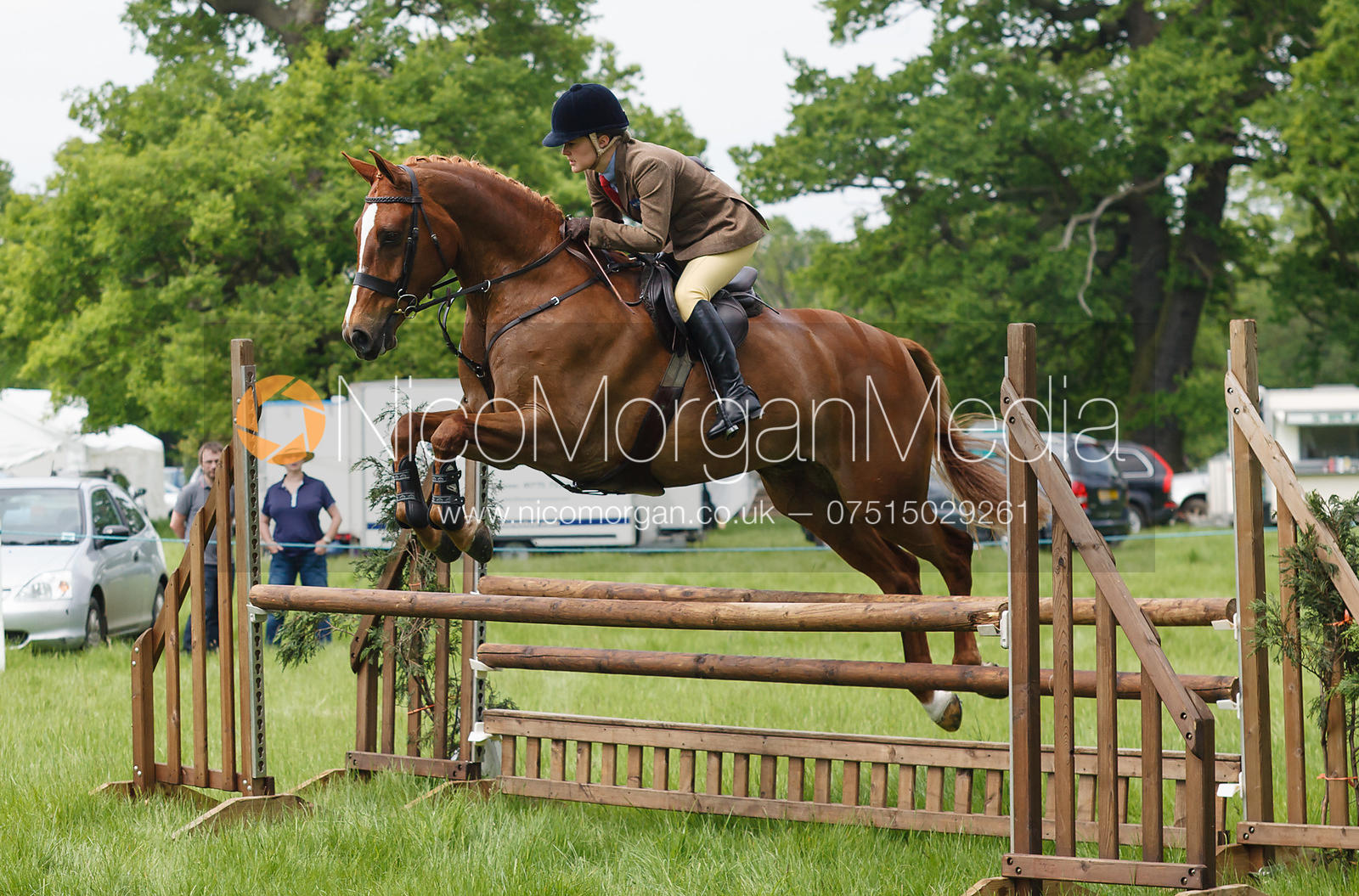 Class 7 - Baston South Lincs Show 2016