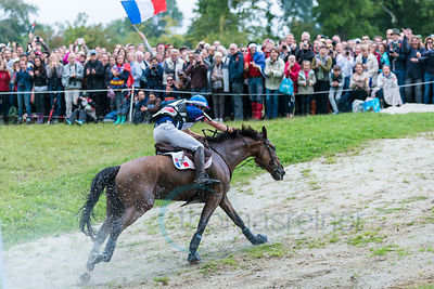 Alltech FEI World Equestrian Games - Cross Country
