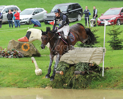 Maxime Livio and PICA D'OR - Event Rider Masters CIC***