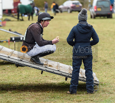 Richard P. Jones, Ros Canter. Oasby (1) Horse Trials 2019