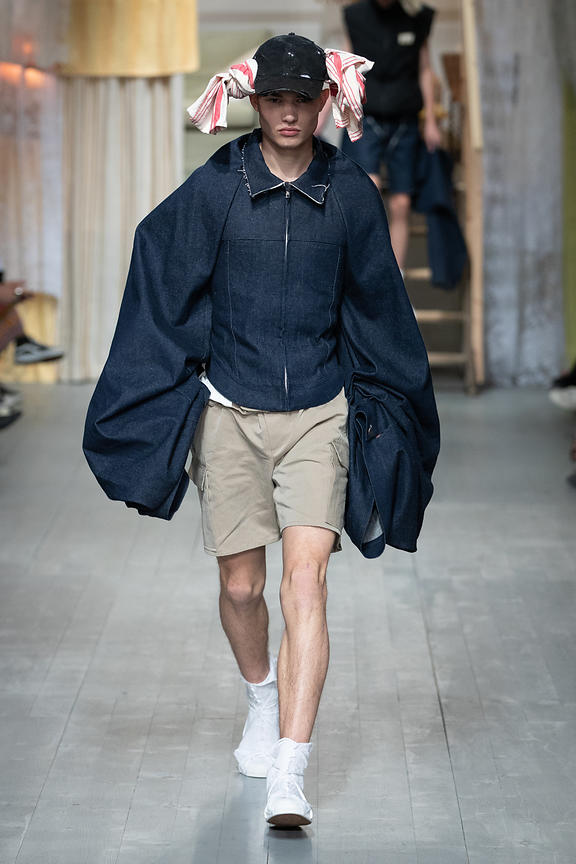 London Fashion Week Mens Sring Summer 2019 - Per Gotesson