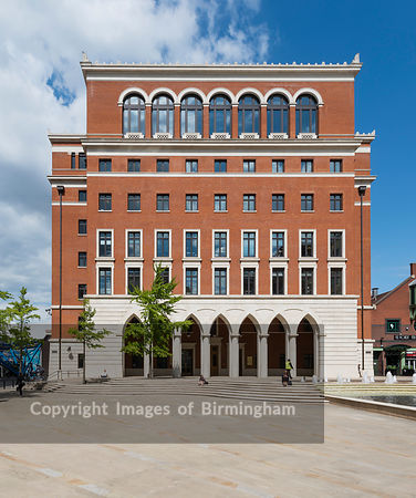 Three Brindleyplace, Birmingham