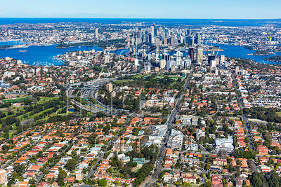 Cammeray and Sydney
