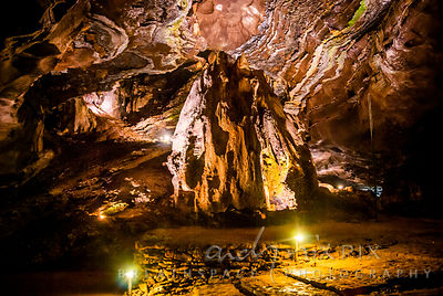 Sudwala Caves: Cathedral stalicmite cave feature