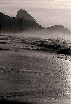 'Copacabana' Rio Brazil 2005: Photographer: Neil Emmerson. £975 inc UK VAT