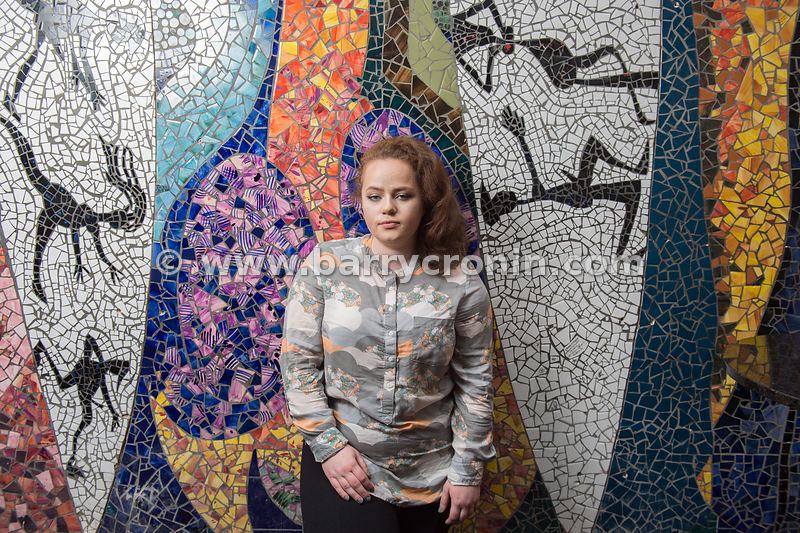 7th July, 2016.Pictured is Cavan based singer/songwriter Aine Cahill photographed in Cavan town.Photo: BARRY CRONIN/www.barry...