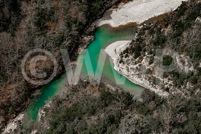 Gorges du Verdon Art Photographs