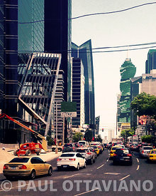 Downtown Traffic PTY | Paul Ottaviano Photography