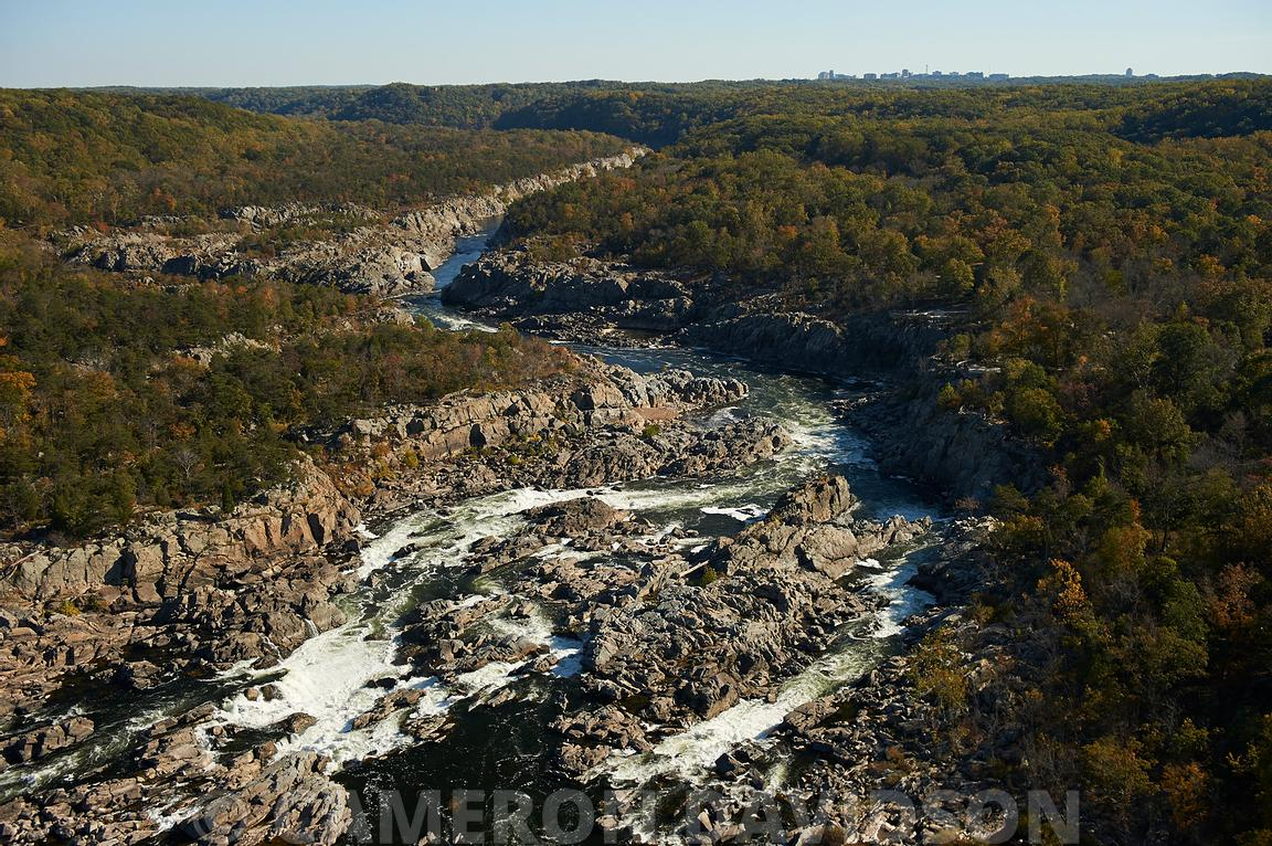 Great Falls on the Potomac River