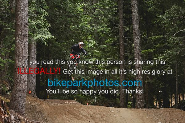 Friday July 6th ALine Tombstone bike park photos