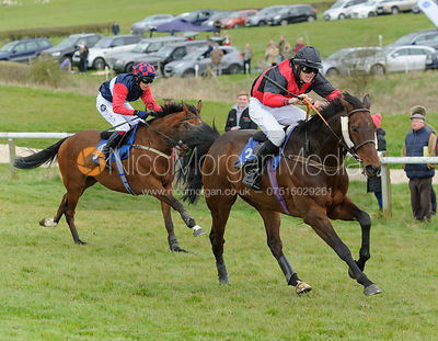 Race 6 - PPORA Club Members - The Quorn at Garthorpe