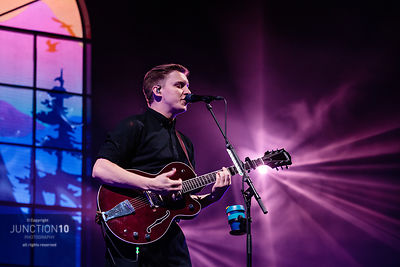 George Ezra at Resorts World Arena, Birmingham, United Kingdom - 17 Mar 2019