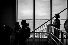 Liberty Island, New-York, Novembre 2014