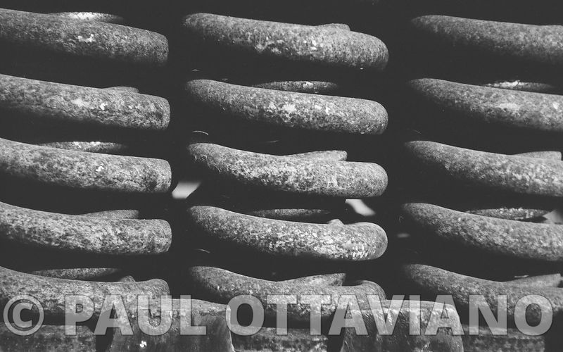 Coils | Paul Ottaviano Photography
