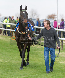 Oliver James, The Members Race - The Quorn at Garthorpe 21st April 2013.
