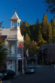 The Firehouse Museum, Nevada City #1
