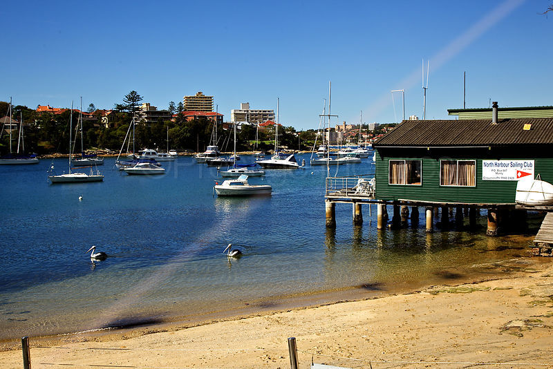 North Harbour Sailing Club, Manly