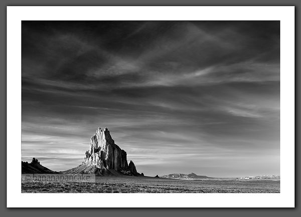 Shiprock, New Mexico - BP6629