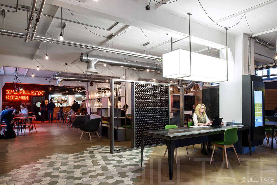 Club Workspace Bethnal Green, London | Client: Workspace