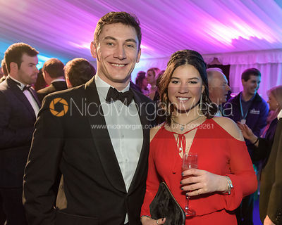 Sophie Walker - The Quorn Hunt Ball