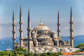 The Blue Mosque Istanbul 3