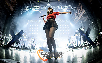 Chvrches - O2 Academy Bournemouth 12.02.19