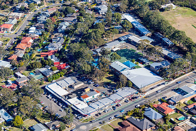 Allambie Heights School and Shops