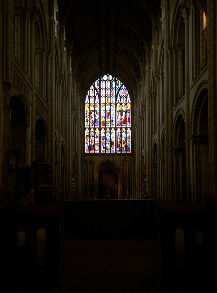 The West Window at Norwich Cathedral.Photography  by Jason Bye.t: 07966 173 930.e: mail@jasonbye.com.w: www.jasonbye.com.