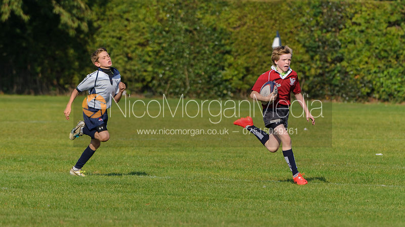 U12A XV vs. Bedford School photos