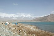 Karakul lake, Xinjiang, China