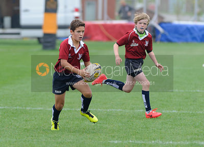 Henry Cooke - Leicester Grammar School vs. Stamford School - Rugby Union